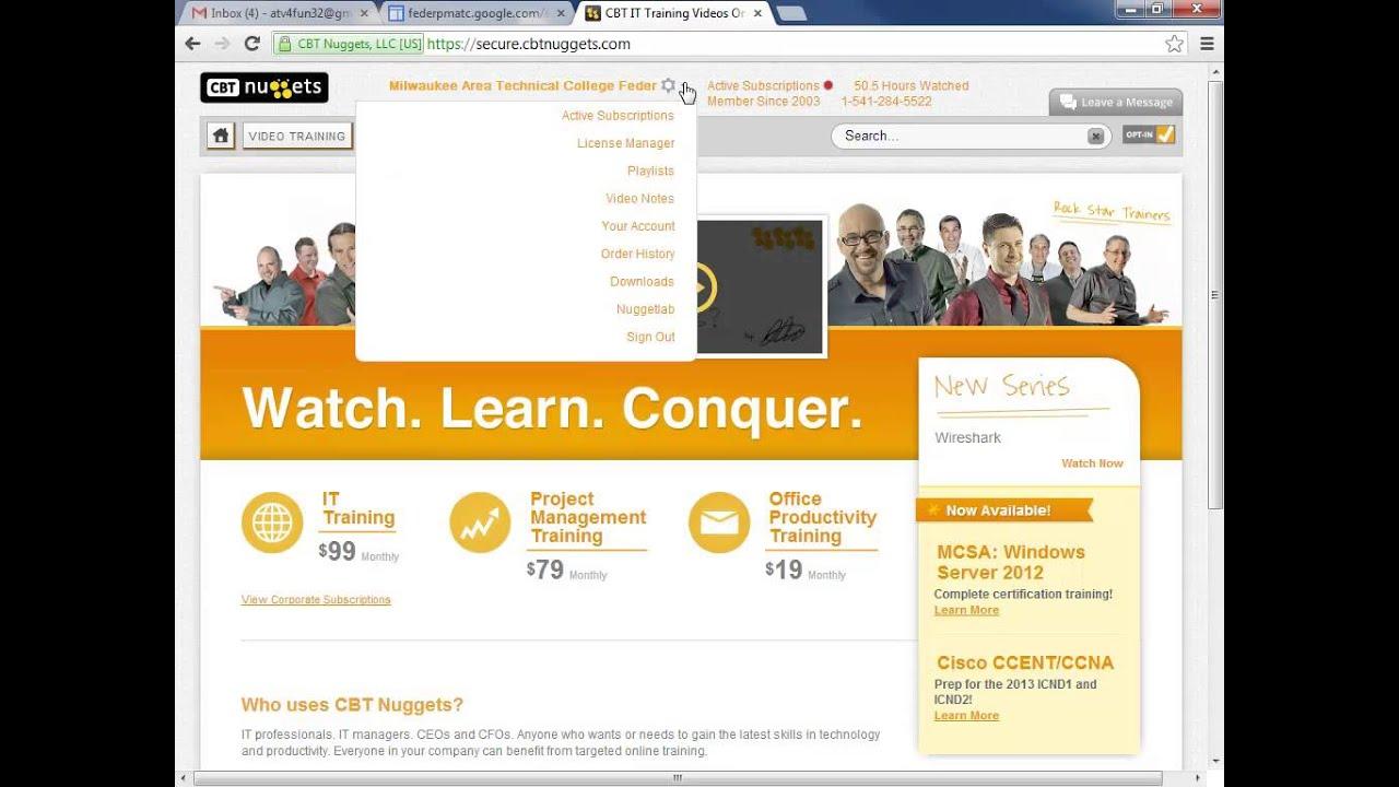 MATC IT Support Current Student's resources - MATC