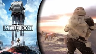 Star Wars: Battlefront (2015) PC HD: Missions - Battles | Hoth