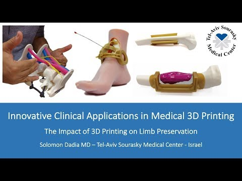 Innovative Clinical Applications in Medical 3D Printing
