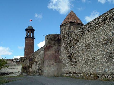 Theodoupolis fortress Erzurum , Թեոդուպոլիս բերդ ԿԱՐԻՆ Էրզրումի բերդ ,  крепость Теодуполис  Эрзурум
