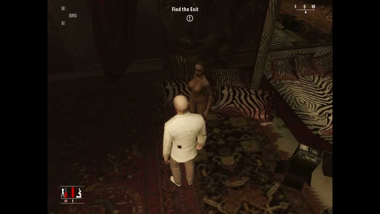 Nude Mod For Hitman 15