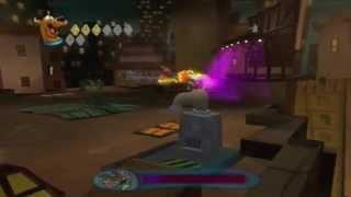 Scooby-Doo! Unmasked [PS2] - (100% Walkthrough) - Part 5: Zen Tuo's Dragon (Boss)