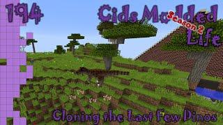 Cids Modded Life - Season 2 - 194 - Cloning the Last Few Dinos