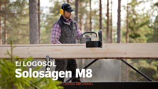Solosågen M8