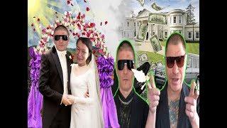 Свадьба Иришки/Монгол флексит/Подарок Федору Качегару
