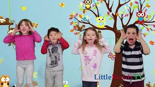 Five little Monkey jumping on the bed   new 2018 Nursey Rhymes