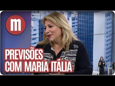 Mulheres - Previsões com Maria Italia (12/05/16)