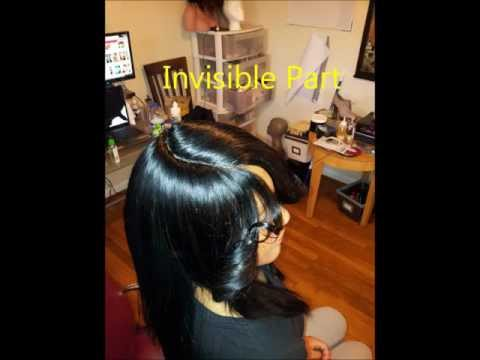 How I Do My Invisible Part Quick Weaves How To Save