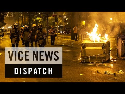 Throwing Stones & Molotov Cocktails: Greek Debt Crisis (Dispatch 2)