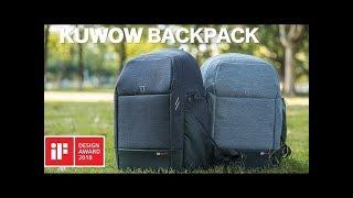 Funded Today Promotes 📣 KUWOW Backpacks