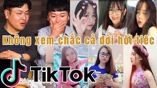 Tik Tok Việt Nam là một thiên đường GÁI XINH (Cho trai Hàn Quốc mở mang tầm mắt)
