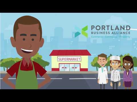 Portland Business Alliance - Member Information Center
