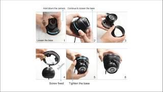 ELP-USB100W05MT-DL36 Indoor&Outdoor Cctv Usb Dome Housing Camera
