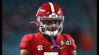 Javon Baker Is Ready To Be Alabama's Next Big Time Receiver | SEC Football | CFB News