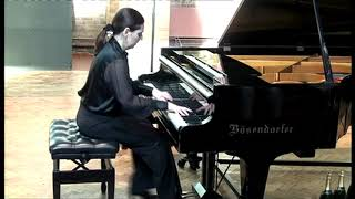 Liszt - Paraphrase on a Walts from Gounod's Faust - Clelia Iruzun, piano
