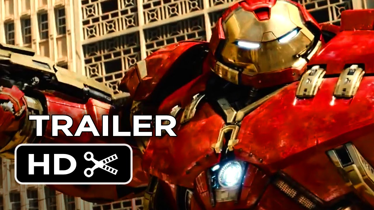 Avengers age of ultron official trailer 1 2015 avengers sequel