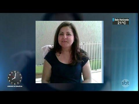 Homem que matou esposa e enterrou o corpo é preso em São Paulo | SBT Brasil (05/04/18)