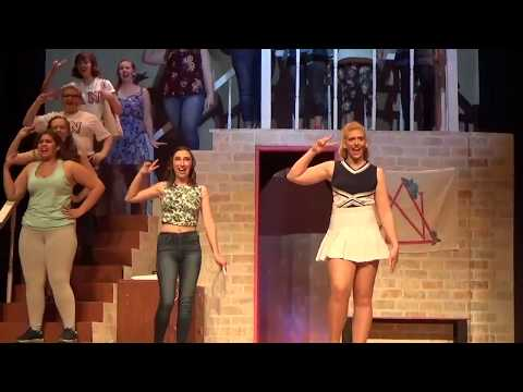 The JWU Players: Legally Blonde The Musical