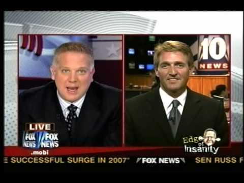 Glenn Beck: Slams Republican Thad Cochran's Million Dollar Earmark & Interviews Jeff Flake