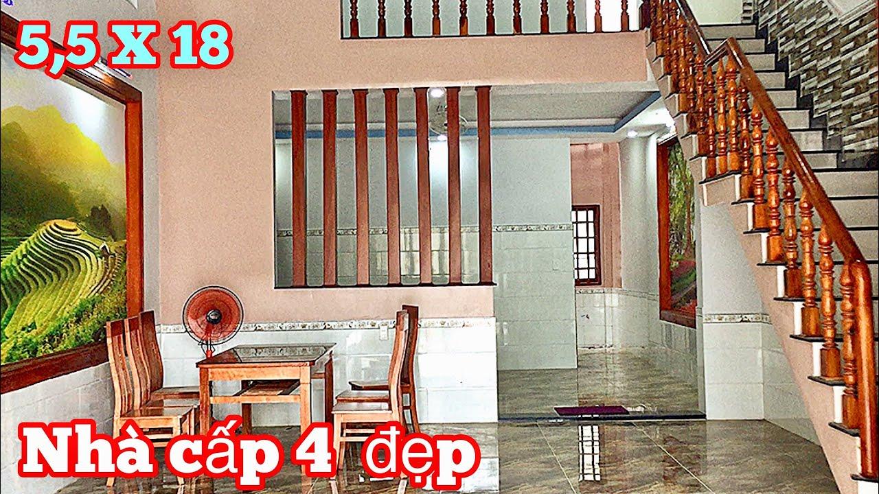Mẫu Nhà Cấp 4 Gác Lửng 100m2   Có 3 Phòng Ngủ Và Sân Xe Hơi