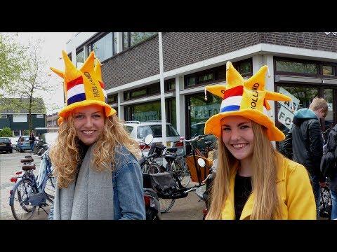 """Koningsdag - """"Rondje Dorp"""" / Spijkenisse 2018"""