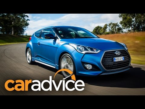 2015 Hyundai Veloster Turbo Series II Review Road and Track