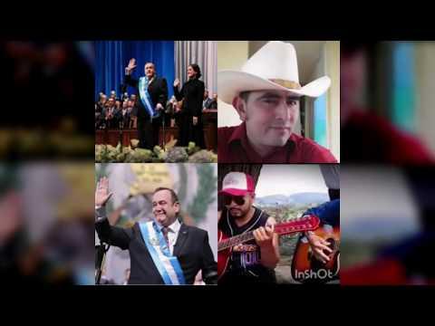 Corrido  Al Presidente De Guatemala (El Mejor Presidente) Alejandro Giammattei