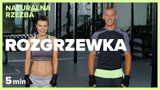 ROZGRZEWKA - 5 min | NATURALNA RZEŹBA | Szymon Gaś & Katarzyna Kępka
