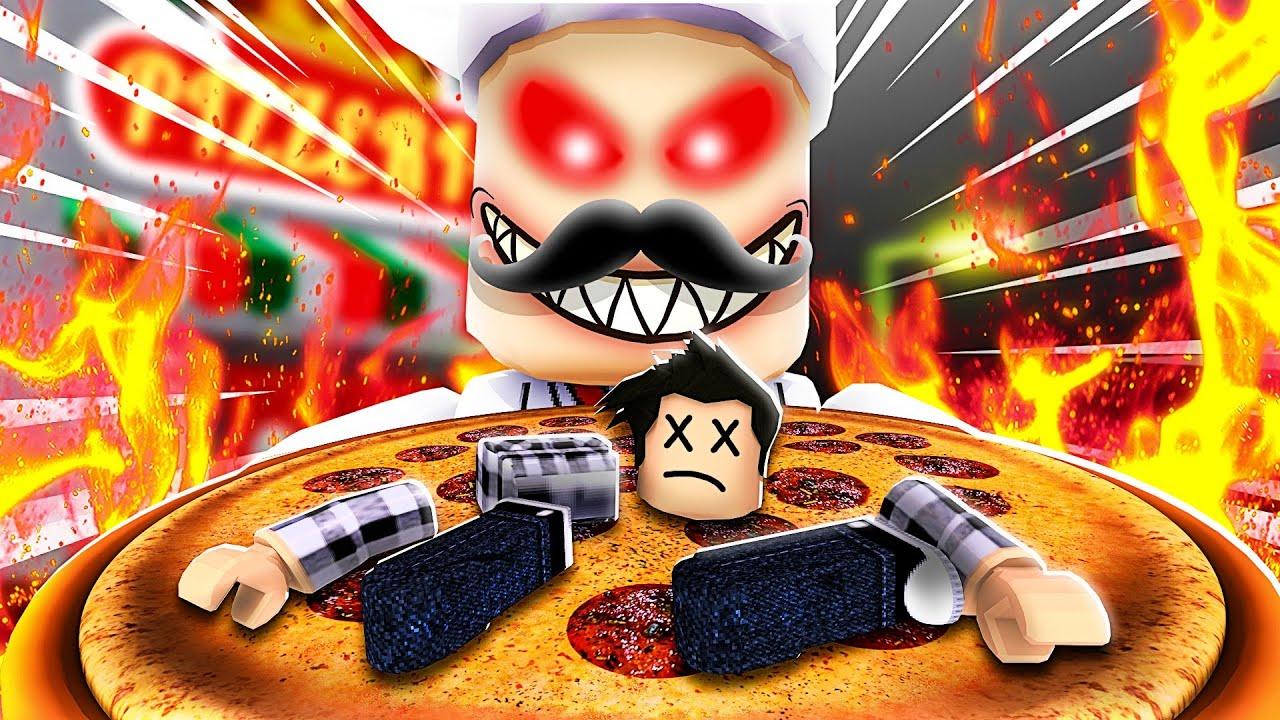 Furious peut-il s'échapper de la pizzeria de Papa Pizza avant qu'il ne soit trop tard ? (Roblox)