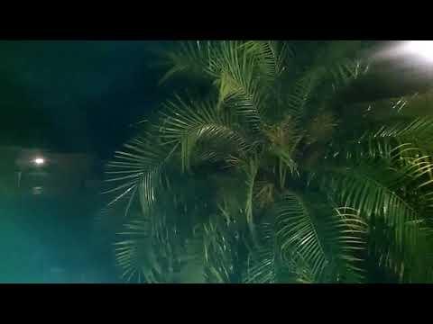 Hurricane Irma in Ocala Florida at 11PM