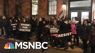 NYU Erupts Into Violence Over Conservative Speaker: Why This Damages Democrats | Morning Joe | MSNBC