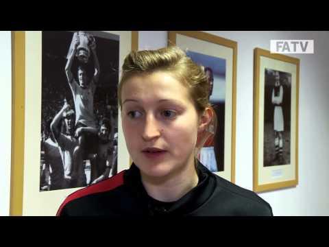 Ellen White On Arsenal's Season So Far And Playing Bristol Academy