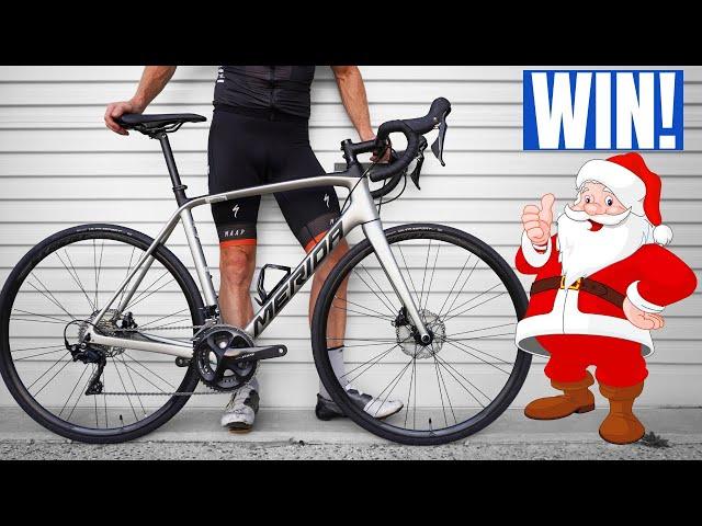 WIN a $2,899 Road Bike a week before Christmas (Final Call!)