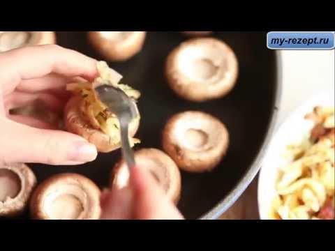 Как запекать грибы в духовке