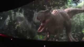 king kong 360 3d universal studios hollywood roller coasters onride