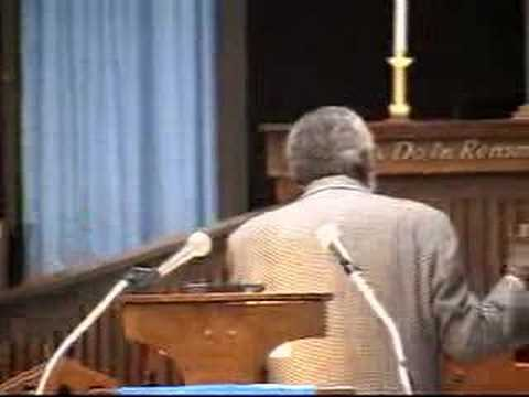 Dick Gregory Refutes Rev. Jeremiah Wright Controversy 5 of 9