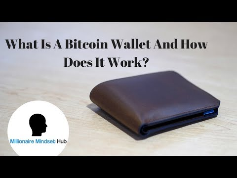 What Is A Bitcoin Wallet And How Does It Work?