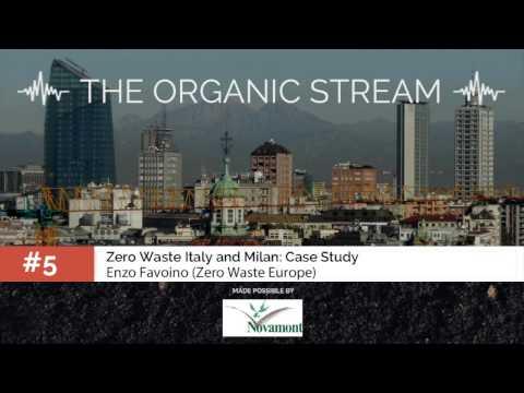 The Organic Stream #5: Zero Waste Italy and Milan: Case Study