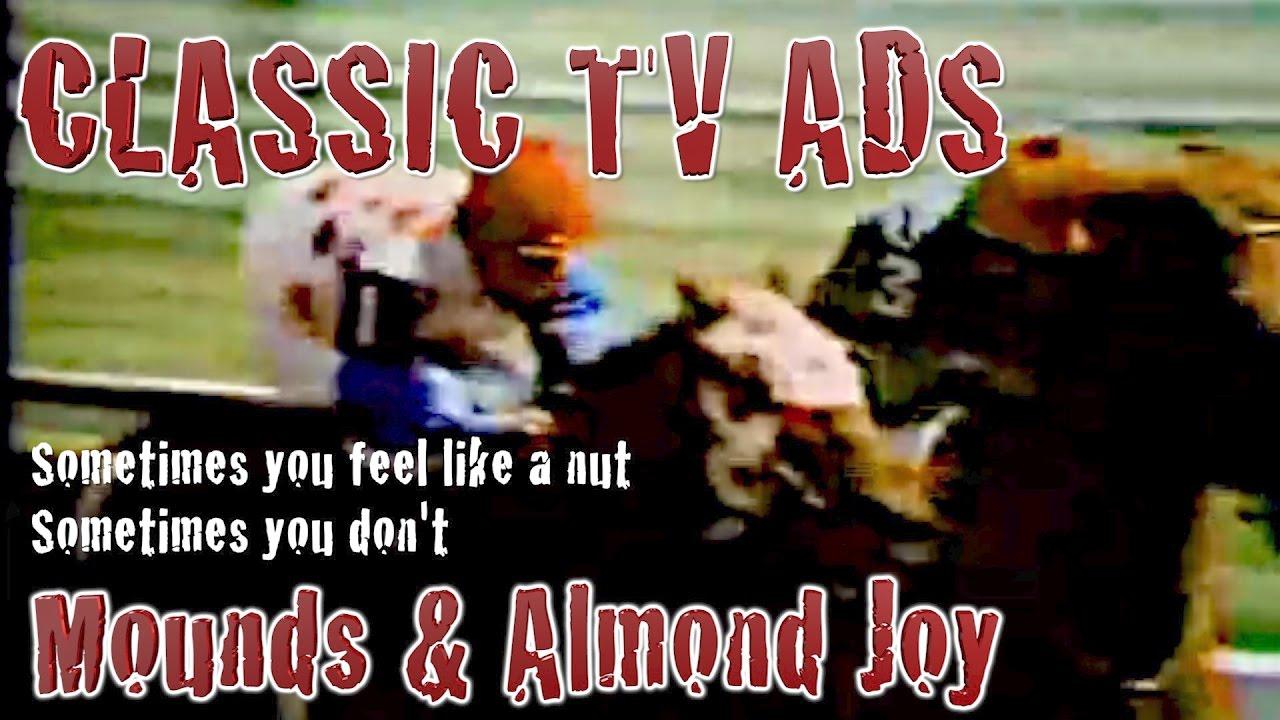 Almond joy commercial lyrics