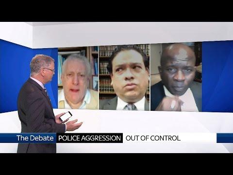 Sky News Debate America: Police Brutality