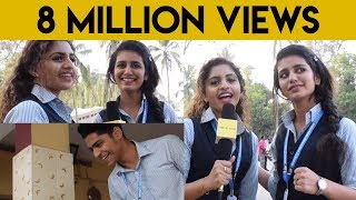 Oru Adaar Love Movie Location Happen , Noorin , Priya , Roshan Abdul Rahoof thumbnail