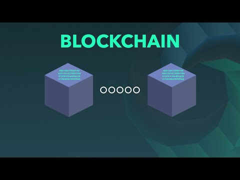 WHAT IS THE BLOCKCHAIN? HOW DOES IT WORK?