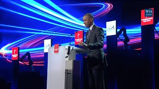 Obama At Hannover Messe Trade Fair - Full Speech