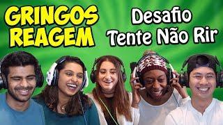 Baixar GRINGOS REAGEM - DESAFIO TENTE NÃO RIR #1