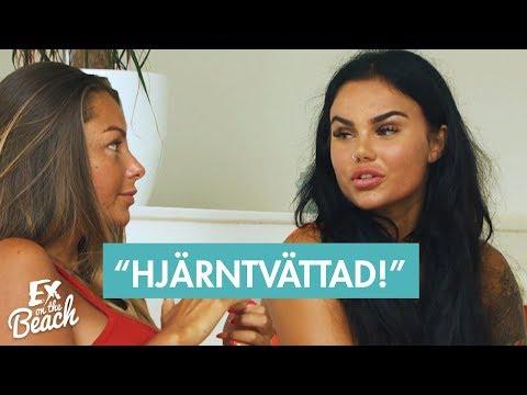 Ex on the Beach Sverige | Amelia får höra vad Adde gjort i huset