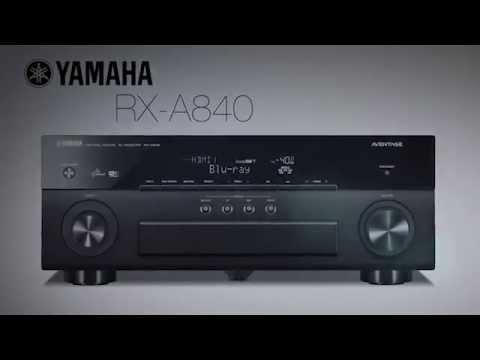 Yamaha RX-A840 Review | SoundVisionReview