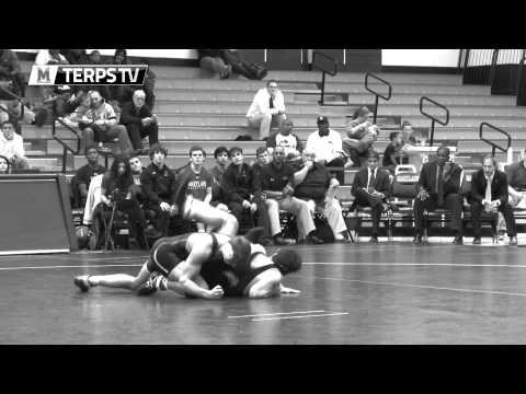 2014 Maryland Wrestling vs Nebraska Commercial