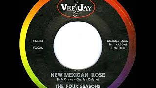 Gambar cover 1963 HITS ARCHIVE: New Mexican Rose - Four Seasons