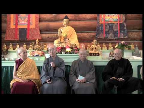 1-19-13 Chinese Bhikshuni Q & A - BBCorner