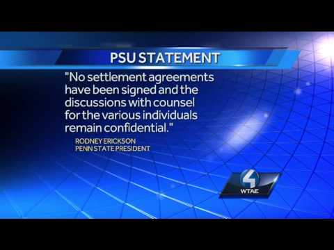 Penn State trustees authorize Sandusky settlements